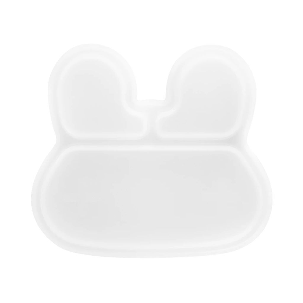 We Might Be Tiny Stickie Plate Lid - Bunny - UrbanBaby shop