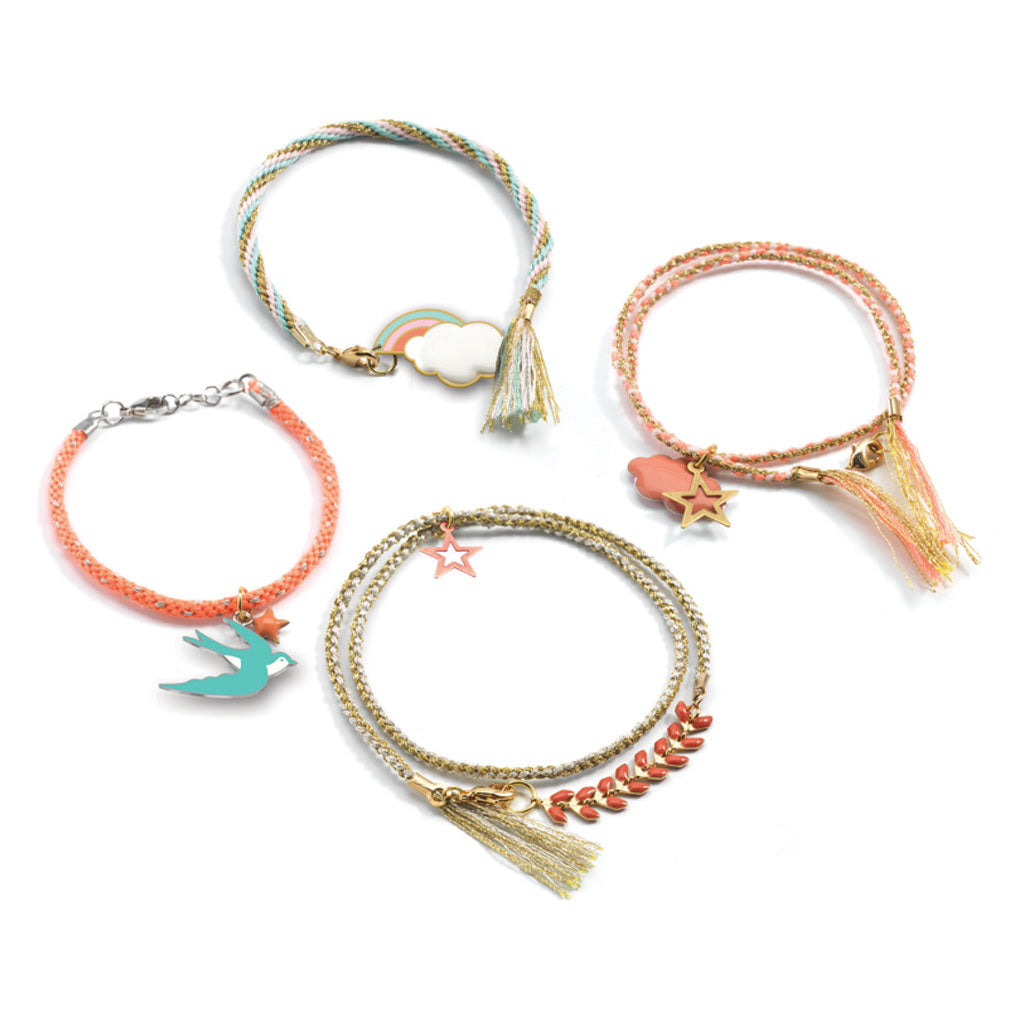 Djeco Celeste Bracelet Set - UrbanBaby shop