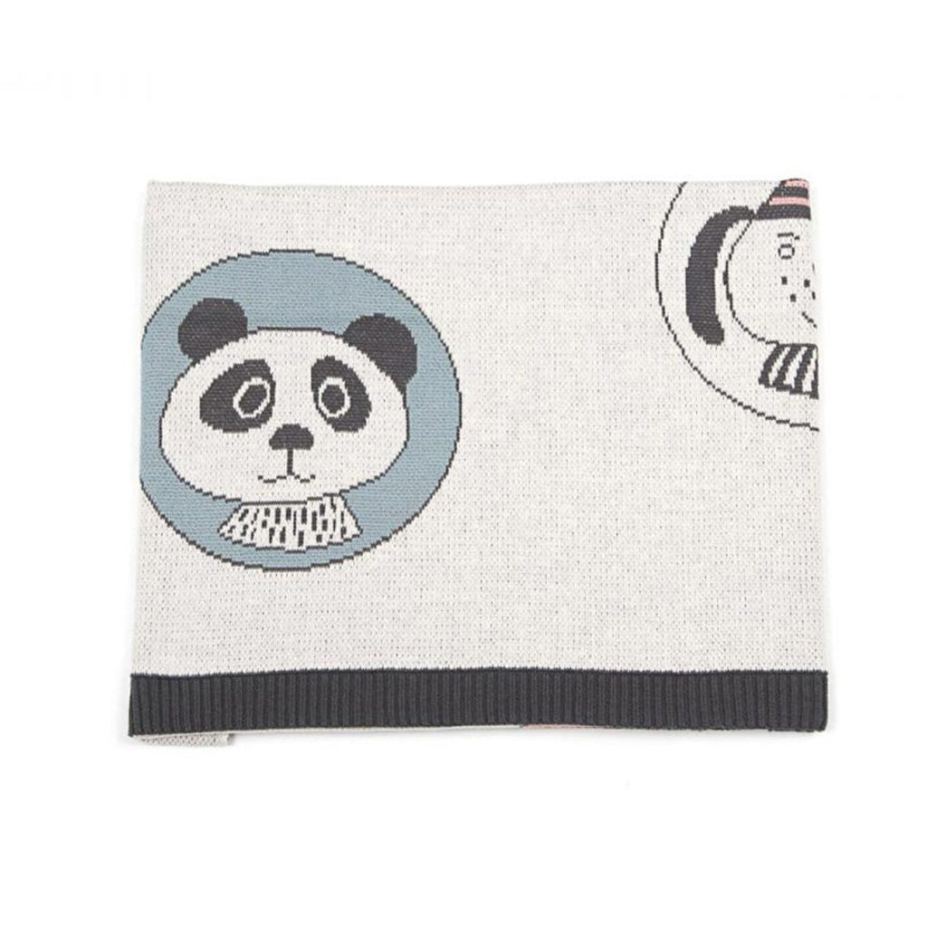 Indus Design Cotton Baby Blanket Circus - UrbanBaby shop