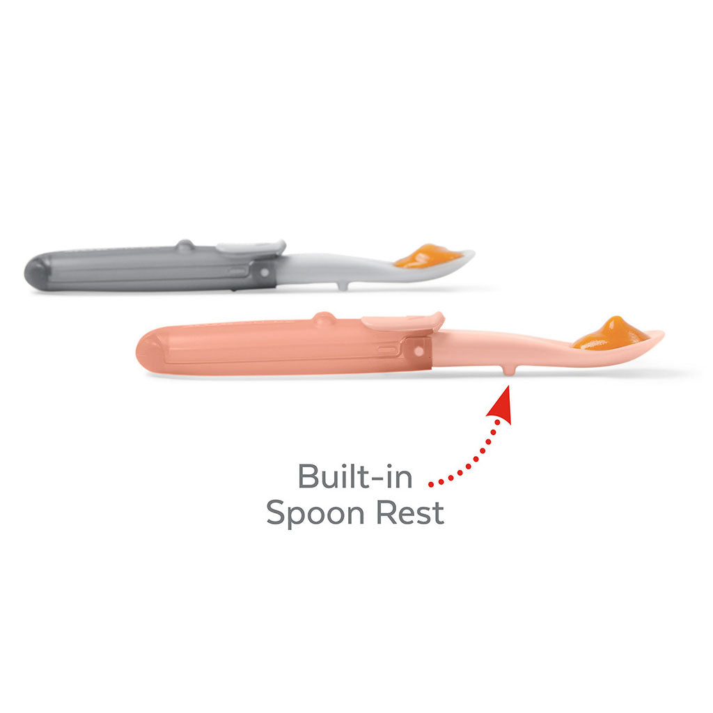 Skip Hop Easy Fold Travel Spoons - UrbanBaby shop