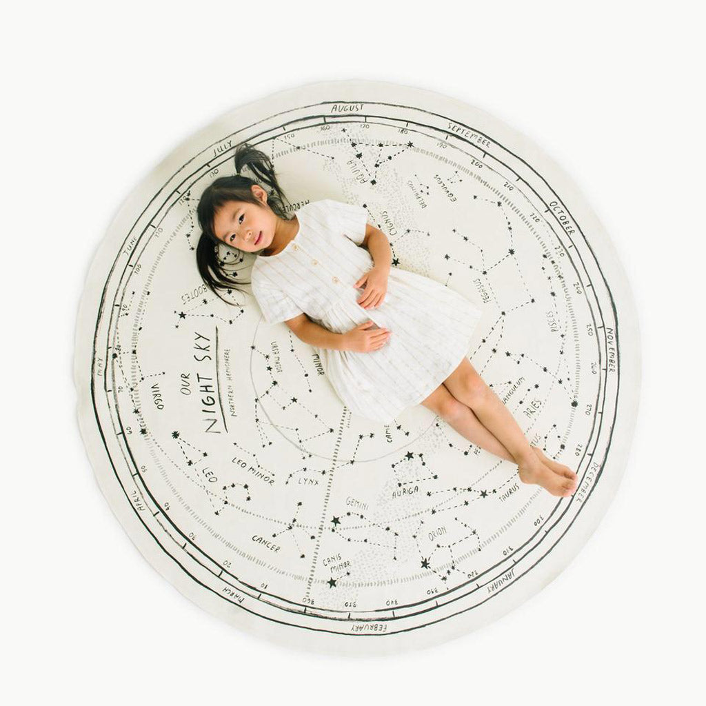 Gathre Mat Midi Circle - Constellation - UrbanBaby shop