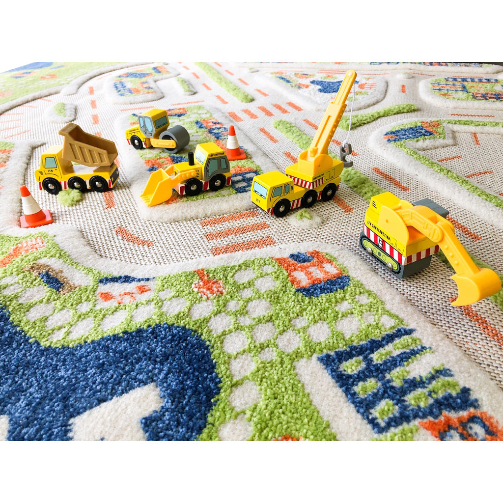 Le Toy Van Construction Set - UrbanBaby shop