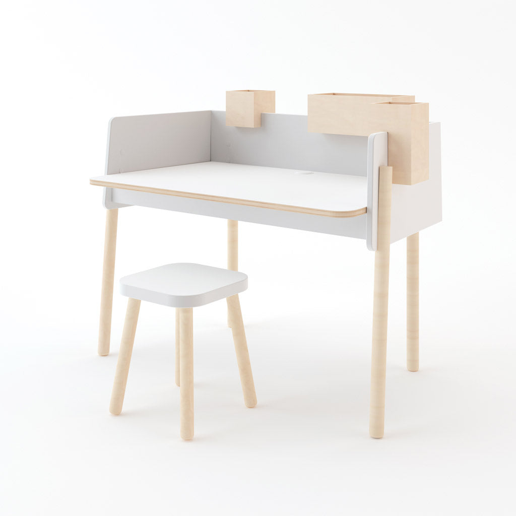 Oeuf Square Stool - UrbanBaby shop