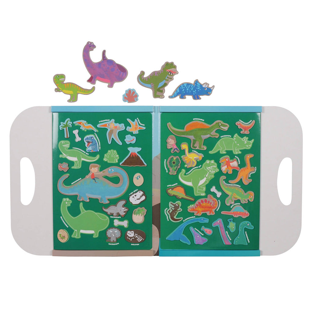 Tiger Tribe Magna Carry Playbook - Dino World - UrbanBaby shop