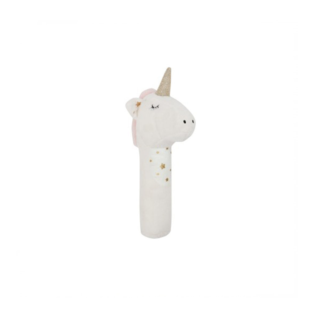 Lily and George Rattle Stardust the Unicorn - UrbanBaby shop