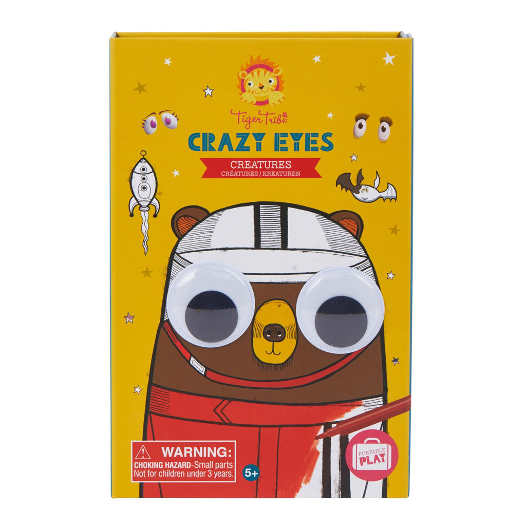 Tiger Tribe Crazy Eyes - Creatures - UrbanBaby shop