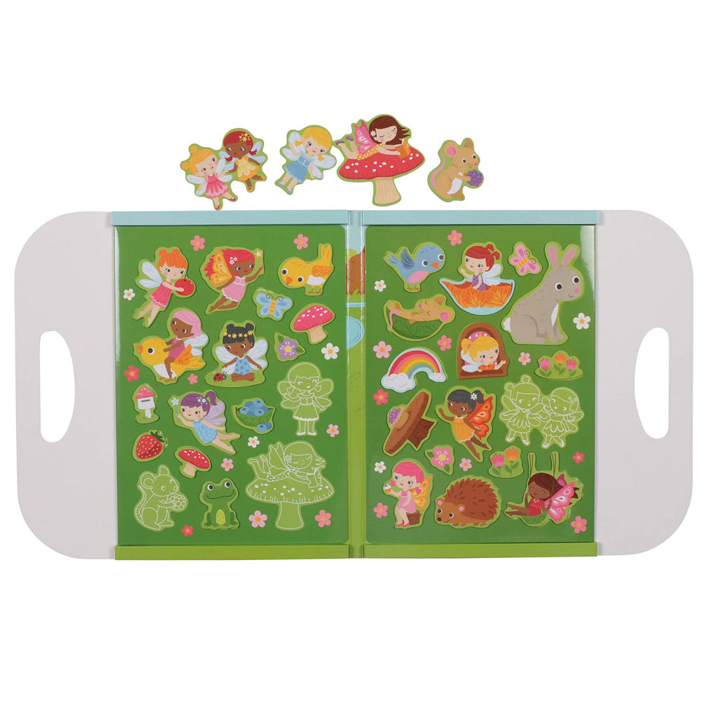 Tiger Tribe Magna Carry Playbook - Forest Fairies - UrbanBaby shop