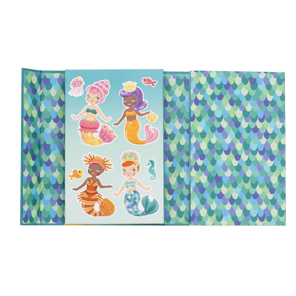 Tiger Tribe Fabulous Felt - Mermaids - UrbanBaby shop