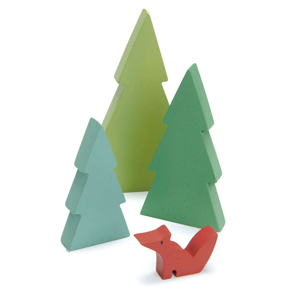 Tender Leaf Fir Tree Tops - UrbanBaby shop