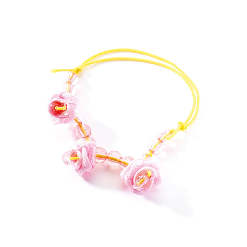 Djeco Jewellery Beads and Flowers - UrbanBaby shop