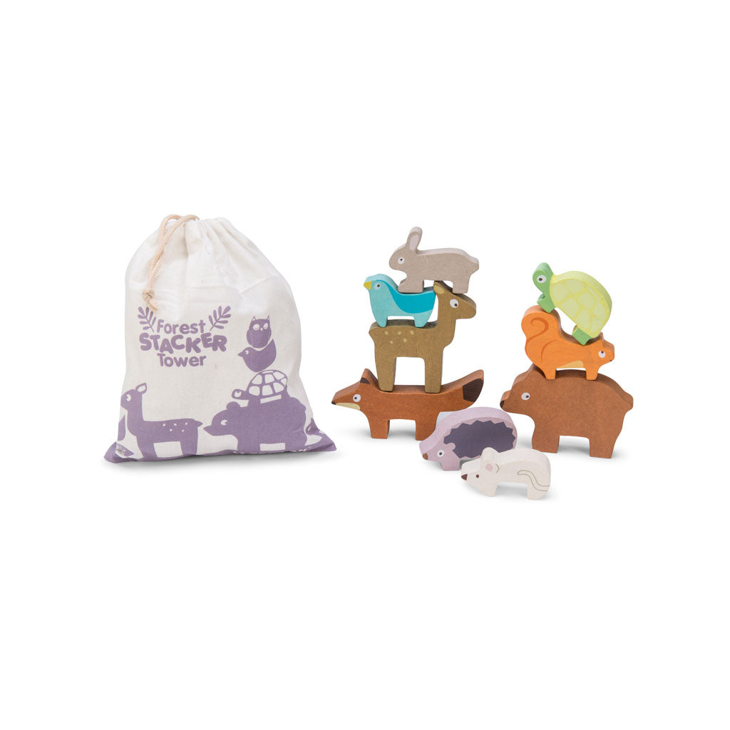 Le Toy Van Petilou Forest Stacker