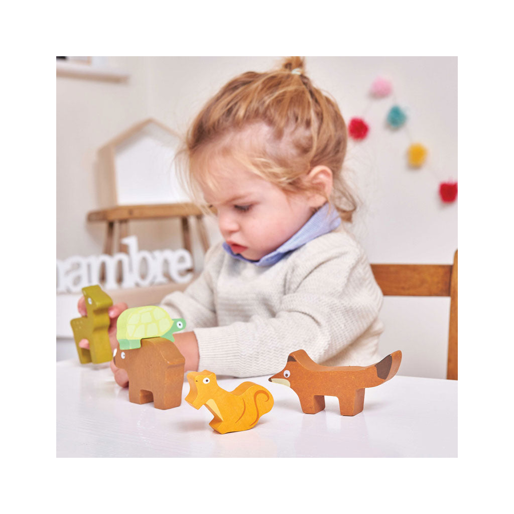 Le Toy Van Petilou Forest Stacker - UrbanBaby shop
