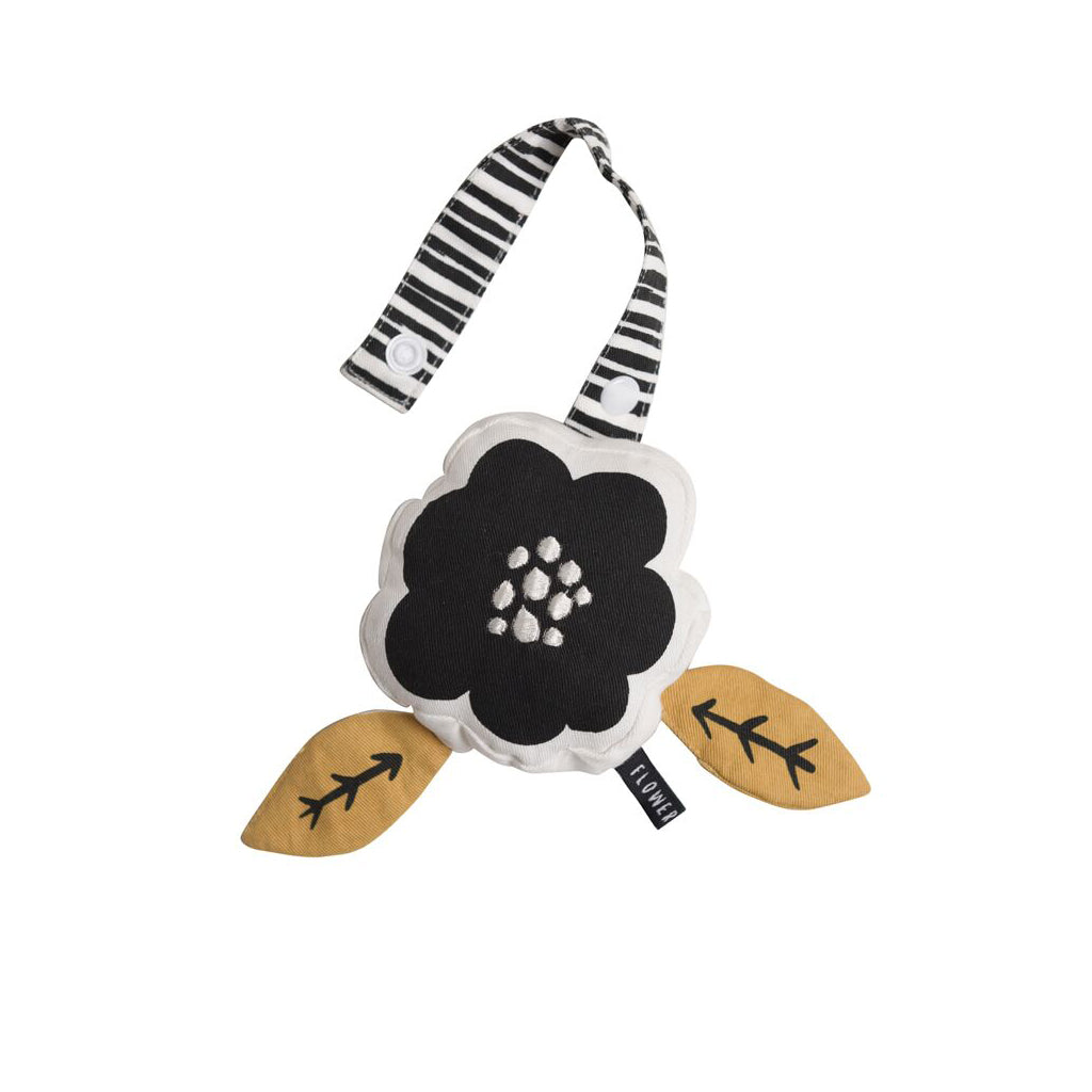 Wee Gallery Stroller Toy Flower - UrbanBaby shop