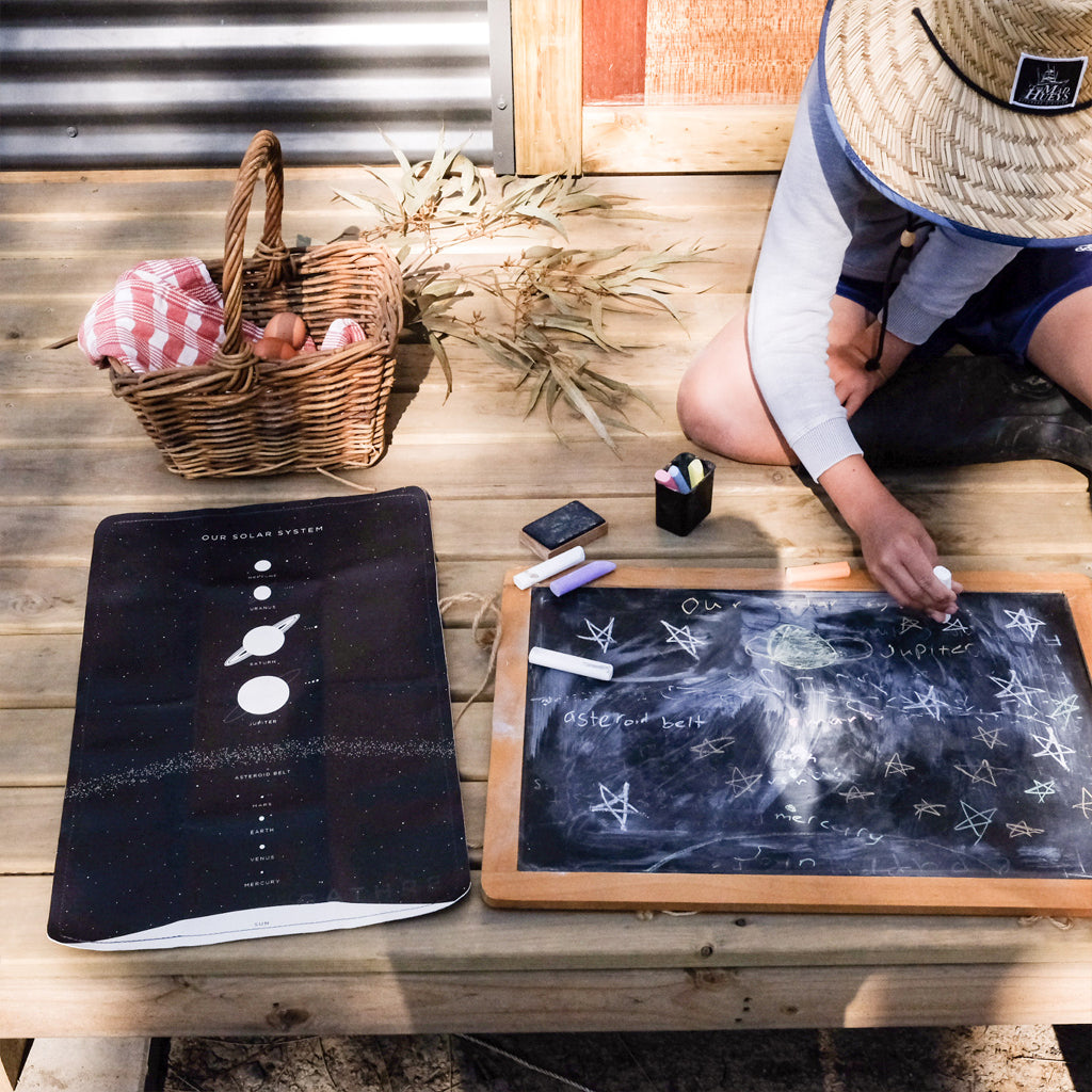Gathre Mat Micro - Solar System - UrbanBaby shop