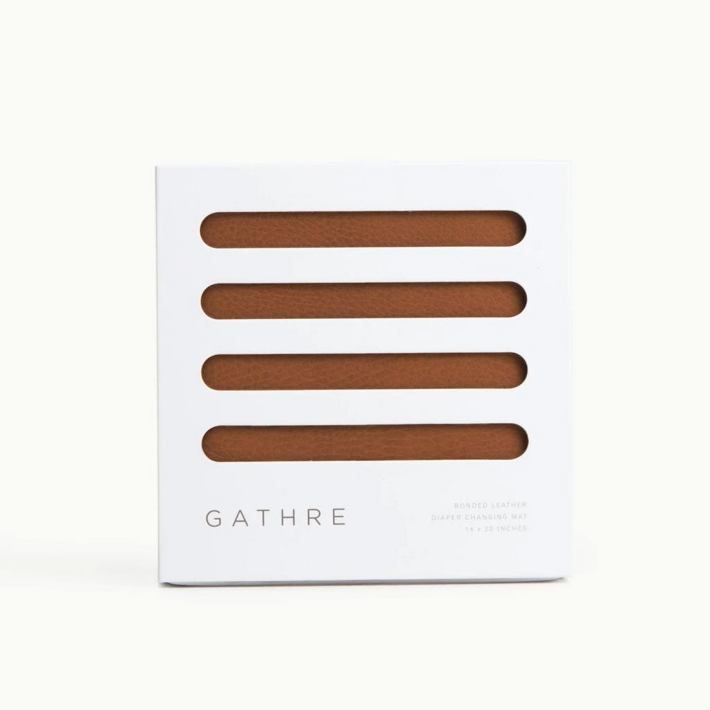 Gathre Change Mat Micro Plus - Ginger - UrbanBaby shop