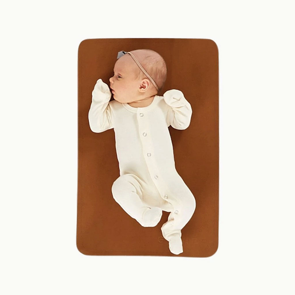 Gathre Change Mat Micro - Ginger - UrbanBaby shop