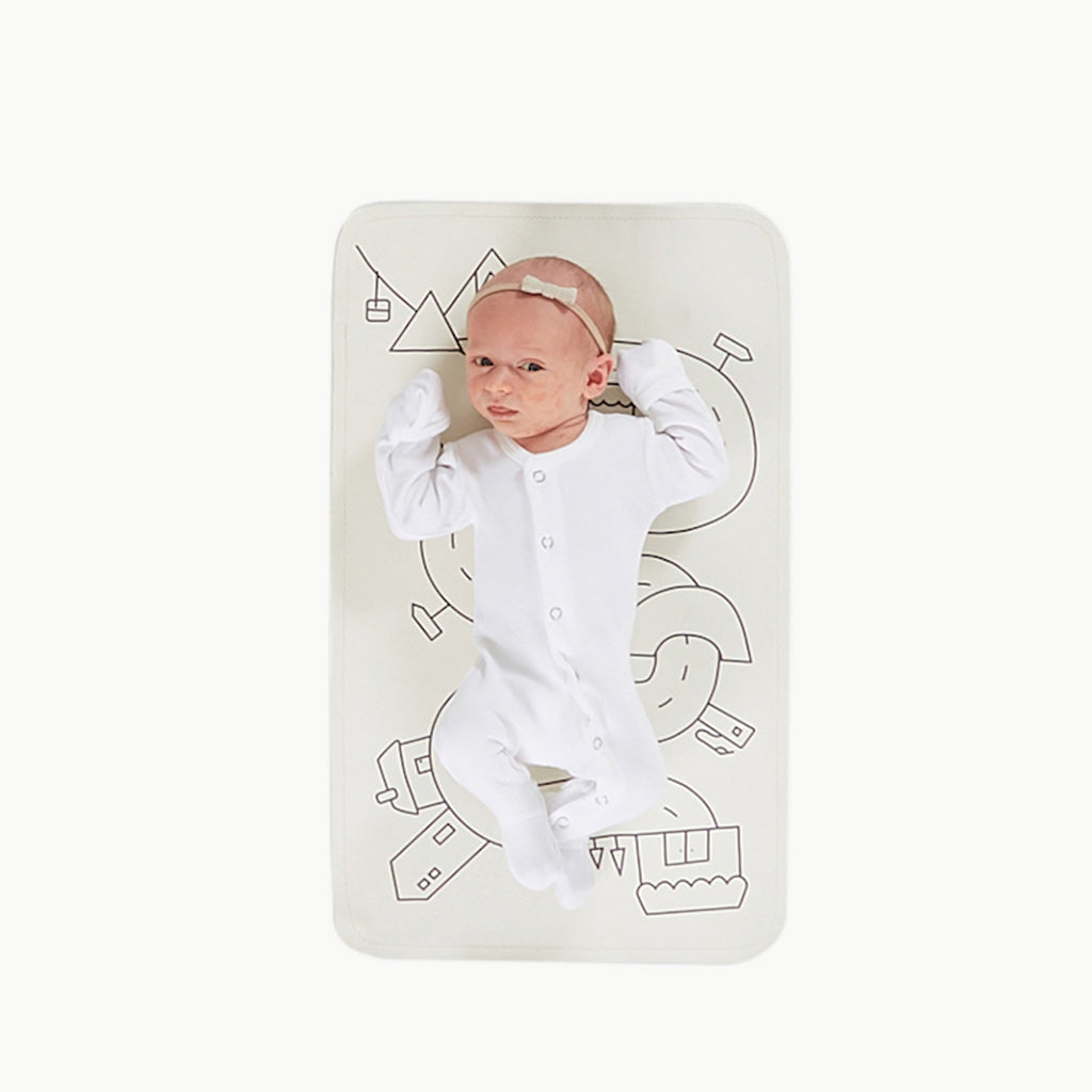 Gathre Mat Micro - Canyon - UrbanBaby shop