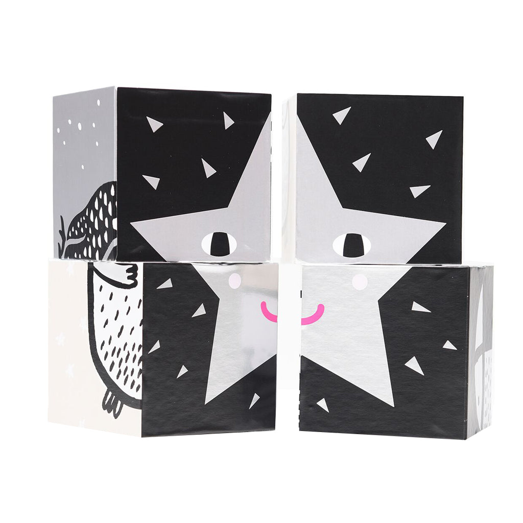 Wee Gallery Play House Art Blocks Grow - UrbanBaby shop