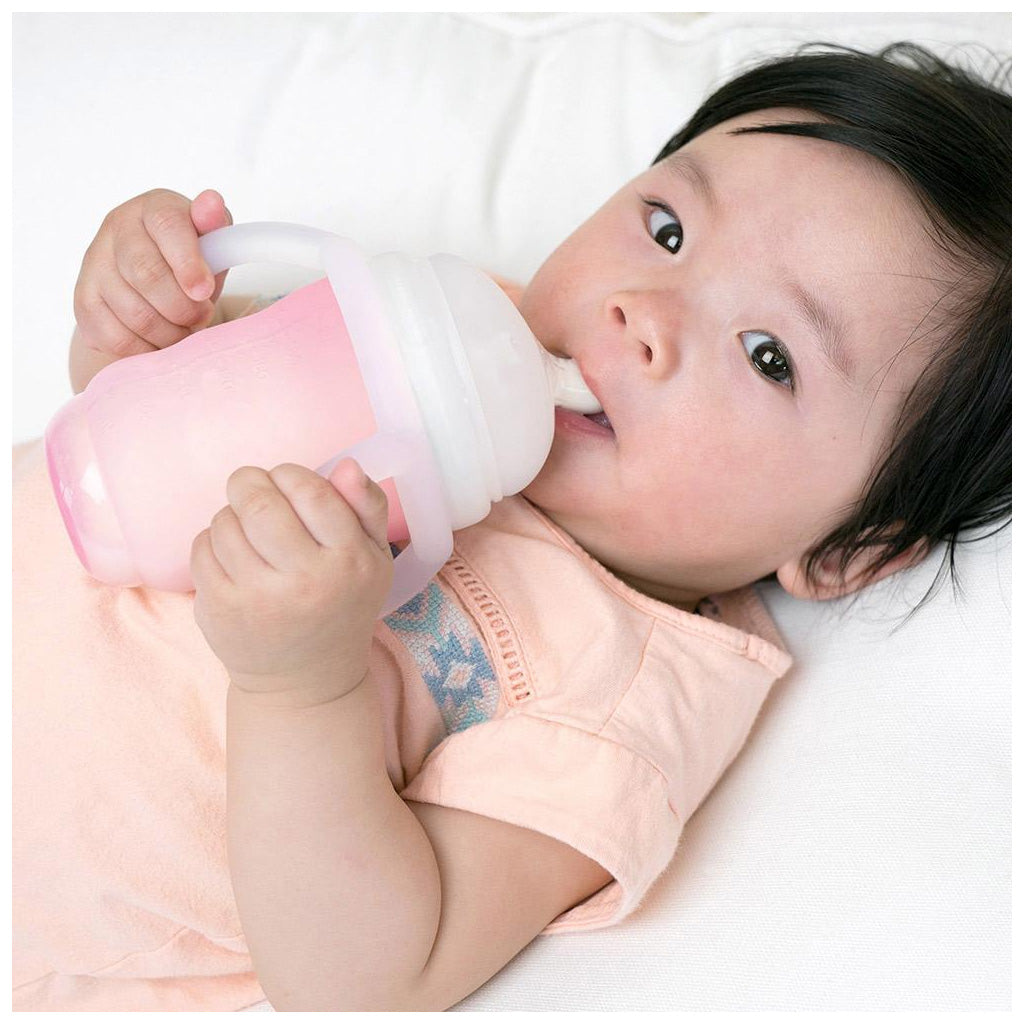 Olababy Silicone Teether Bottle Handle For Gentle Bottle - UrbanBaby shop