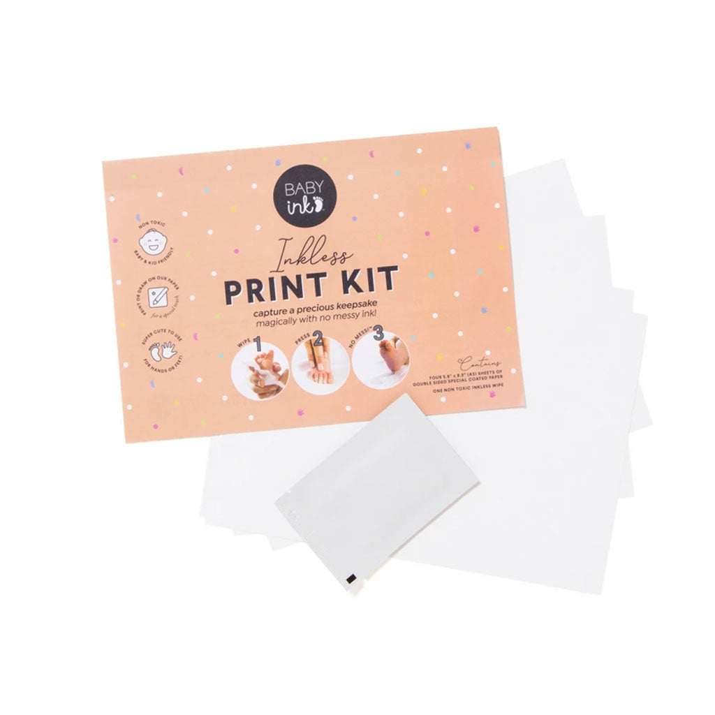 Baby Ink Inkless Printing Kit - UrbanBaby shop