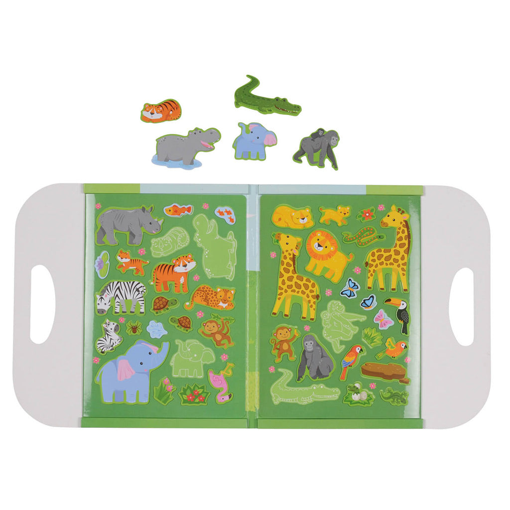 Tiger Tribe Magna Carry Playbook - In The Jungle - UrbanBaby shop