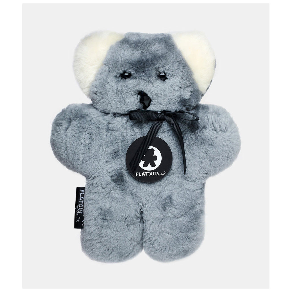 FLATOUT Sheepskin Bear Koala - UrbanBaby shop