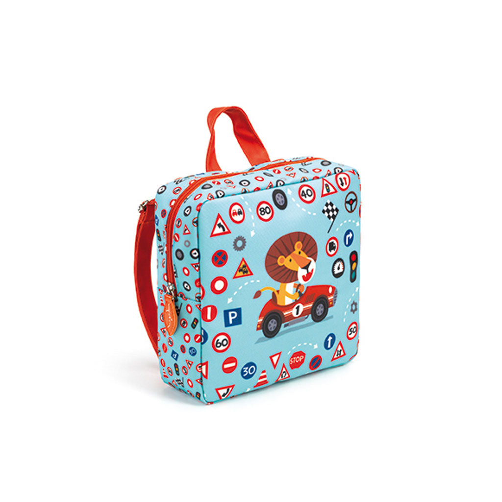 Djeco Preschool Bag - Lion - UrbanBaby shop