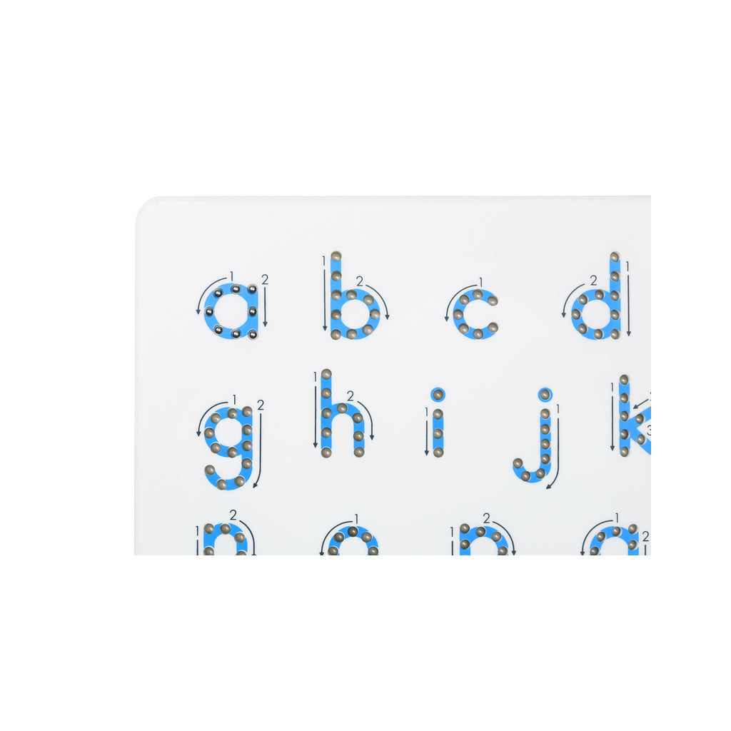 Kid O Magnatab Lower Case Letters - UrbanBaby shop