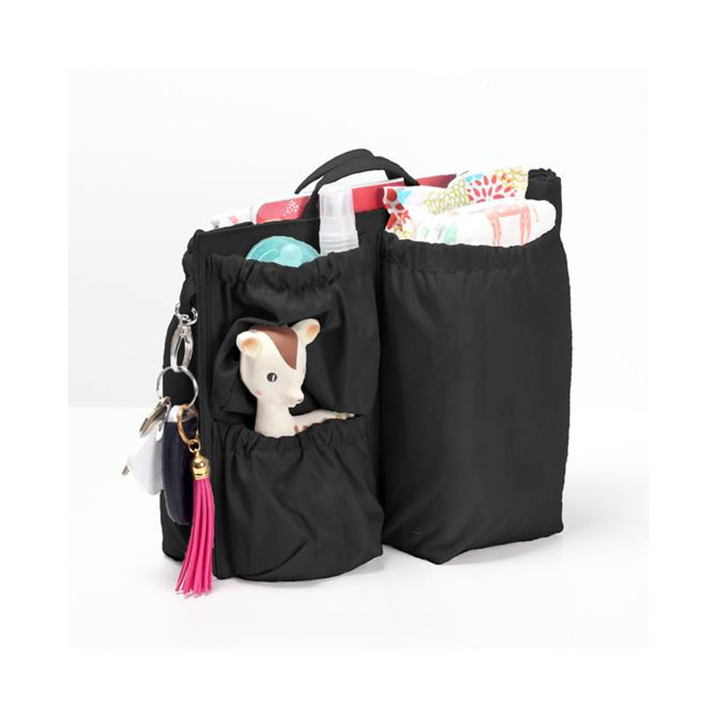 ToteSavvy Mini Black - UrbanBaby shop