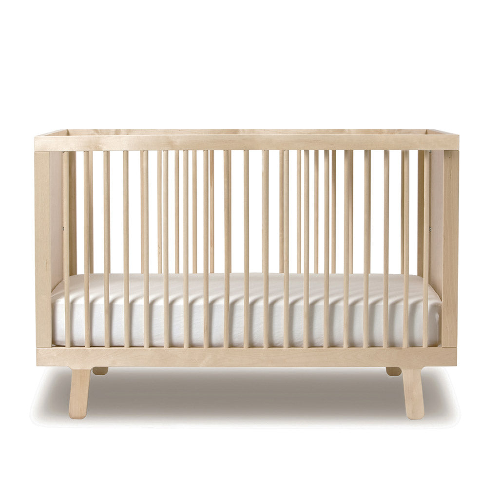 Oeuf Sparrow Cot - Natural Unfinished