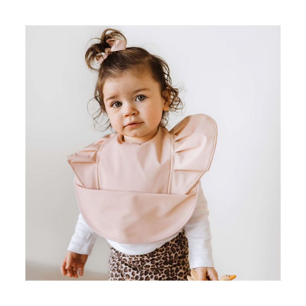 Snuggle Hunny Kids Snuggle Bib - Nude - UrbanBaby shop