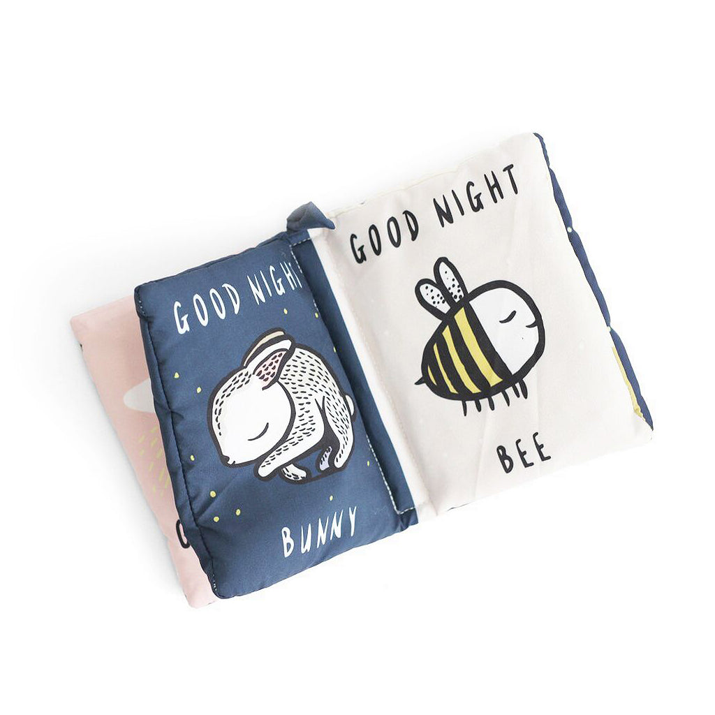 Wee Gallery Cloth Book Goodnight You, Goodnight Me - UrbanBaby shop