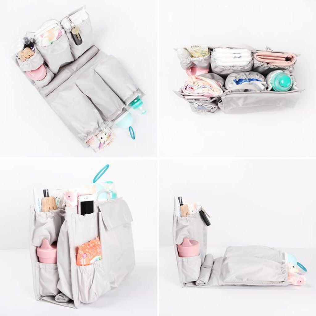 ToteSavvy Original Grey - UrbanBaby shop