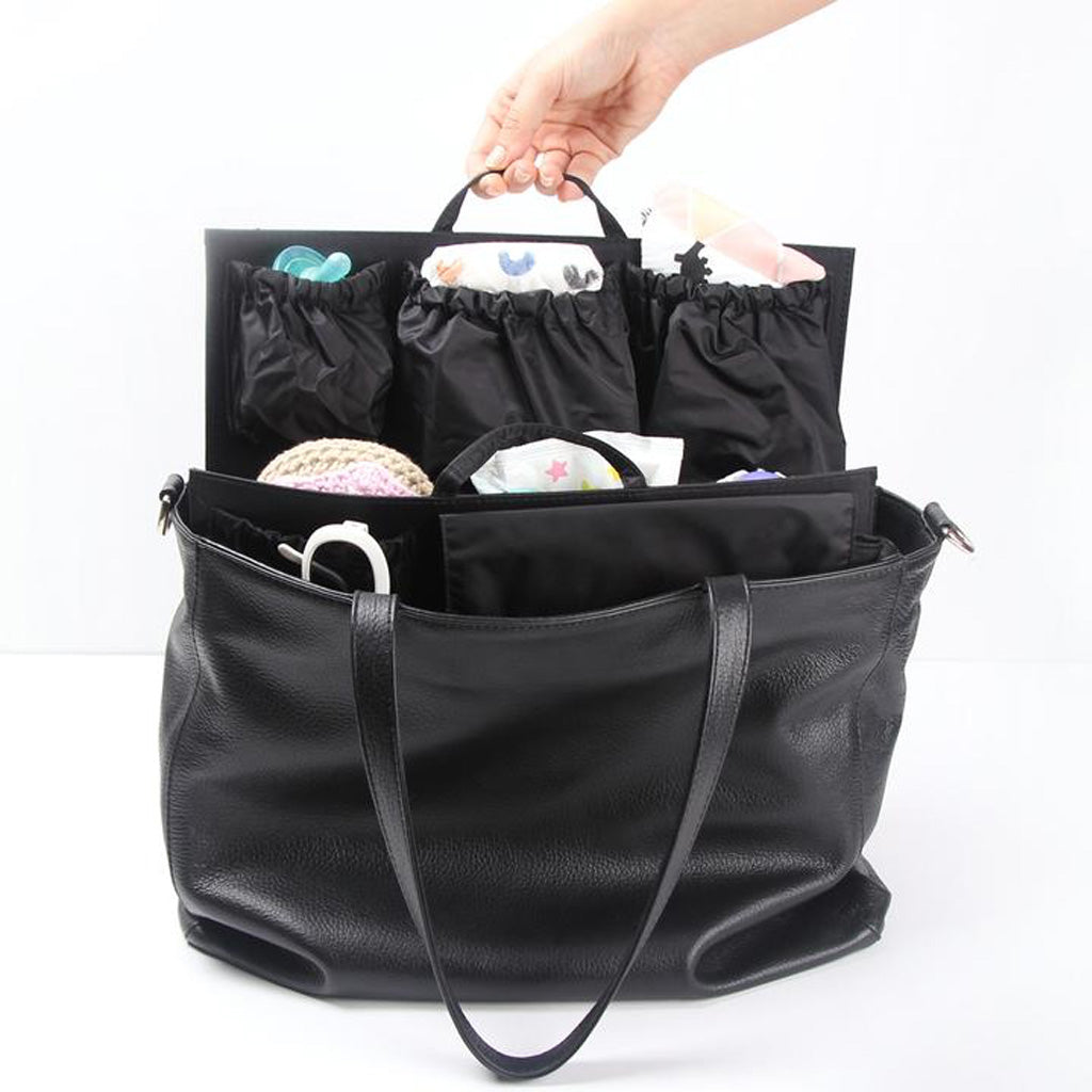ToteSavvy Original Black - UrbanBaby shop