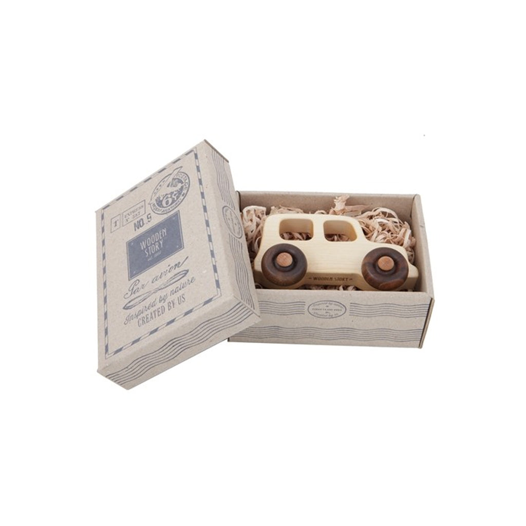 Wooden Story - Off Road Vehicle - UrbanBaby shop