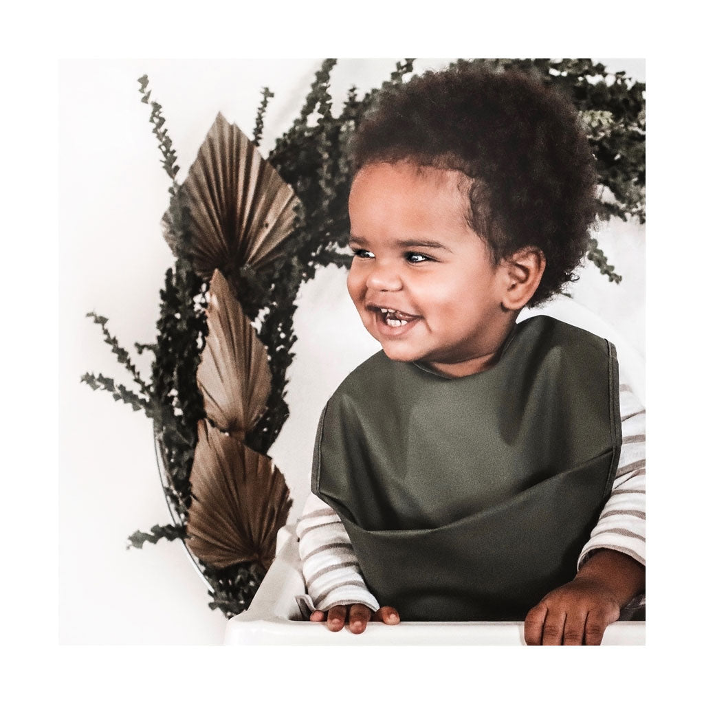 Snuggle Hunny Kids Snuggle Bib - Olive - UrbanBaby shop