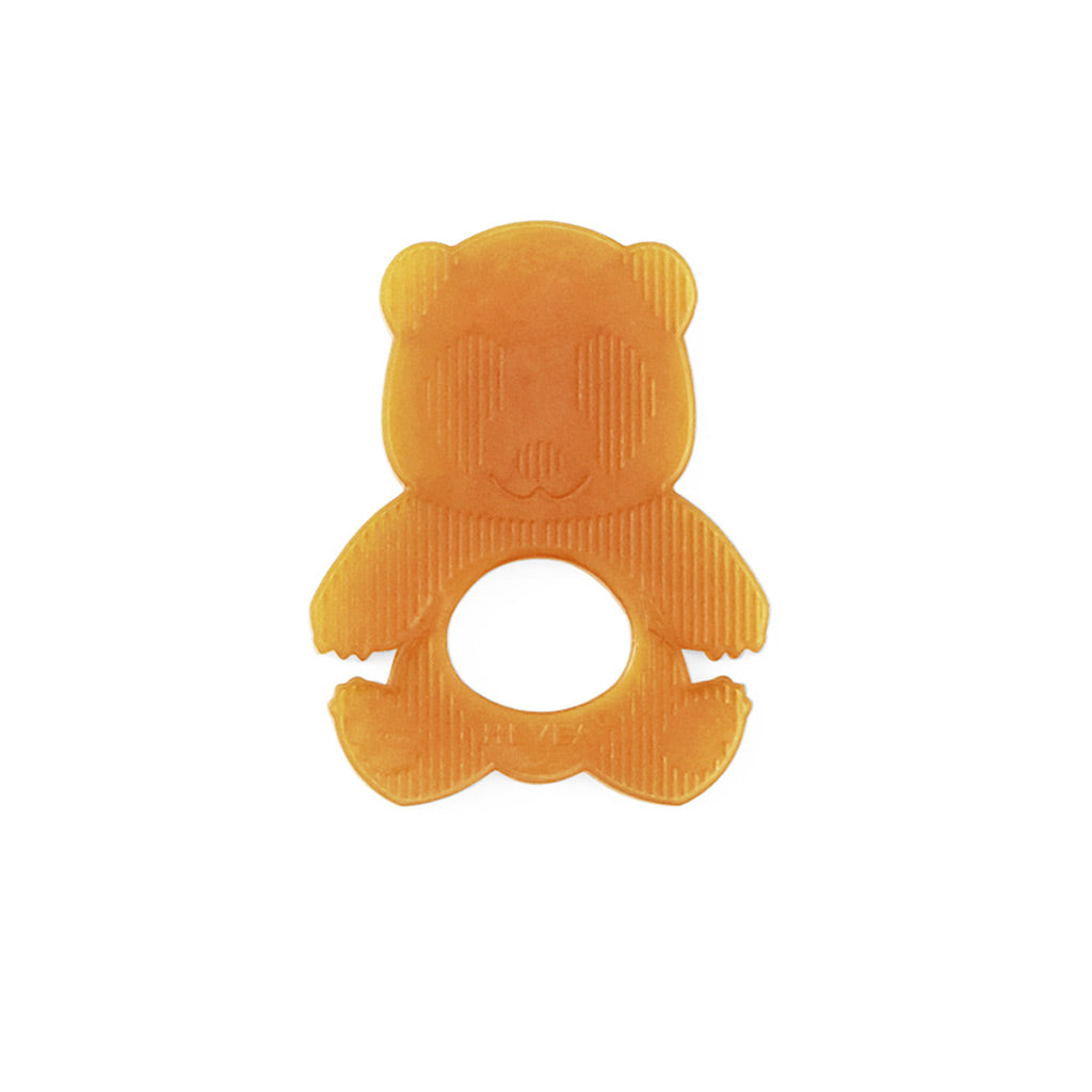 Hevea Baby Natural Rubber Panda Teether - UrbanBaby shop