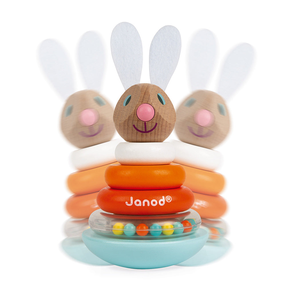 Janod Rabbit Roly Poly