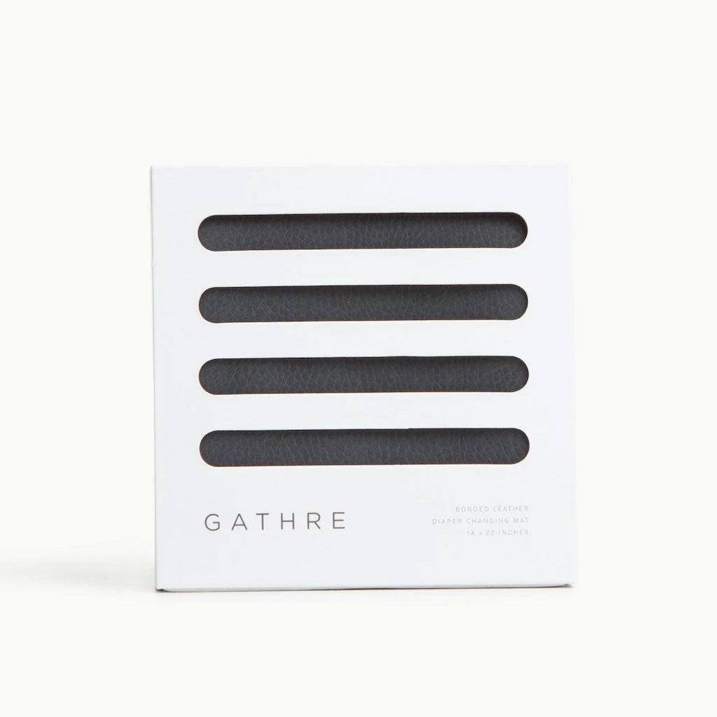 Gathre Change Mat Micro Plus - Raven - UrbanBaby shop