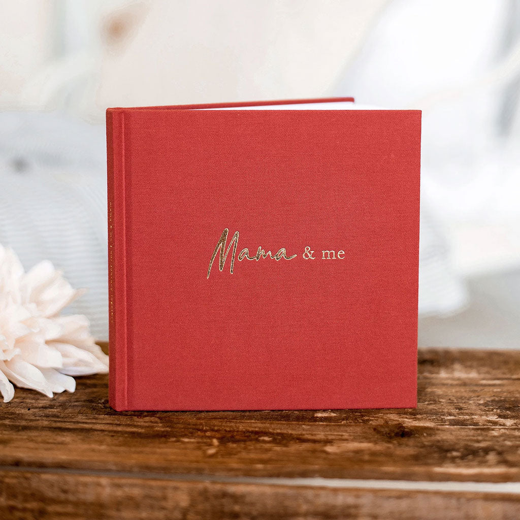 Write to Me Boxed Journal Mama and Me - Dusk - UrbanBaby shop