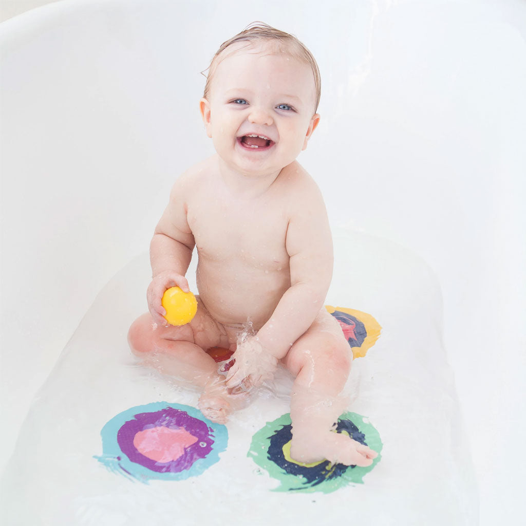 Puj Bath Treads - Watercolour - UrbanBaby shop