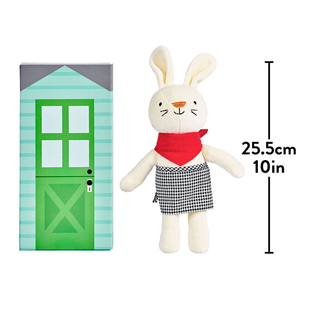 Petit Collage Animal Play Set - Rubie the Rabbit - UrbanBaby shop