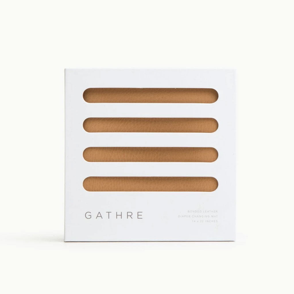 Gathre Change Mat Mini - Saddle - UrbanBaby shop
