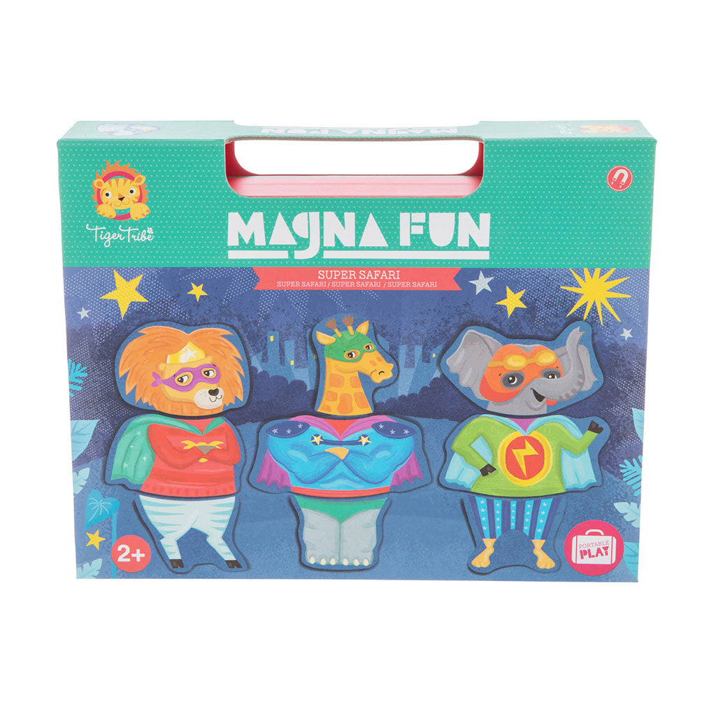 Tiger Tribe Magna Fun - Super Safari - UrbanBaby shop