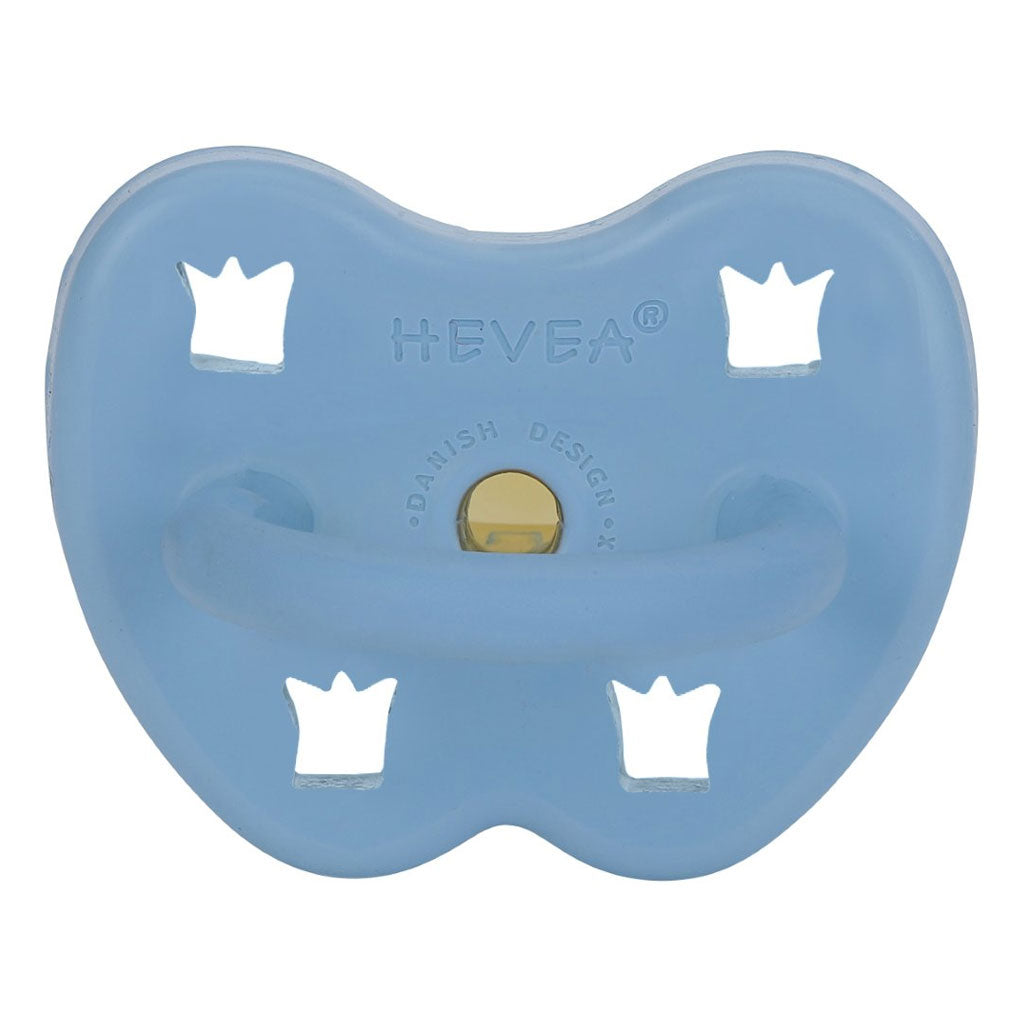 Hevea Baby Natural Rubber Anatomical Pacifier - Var Colours - UrbanBaby shop
