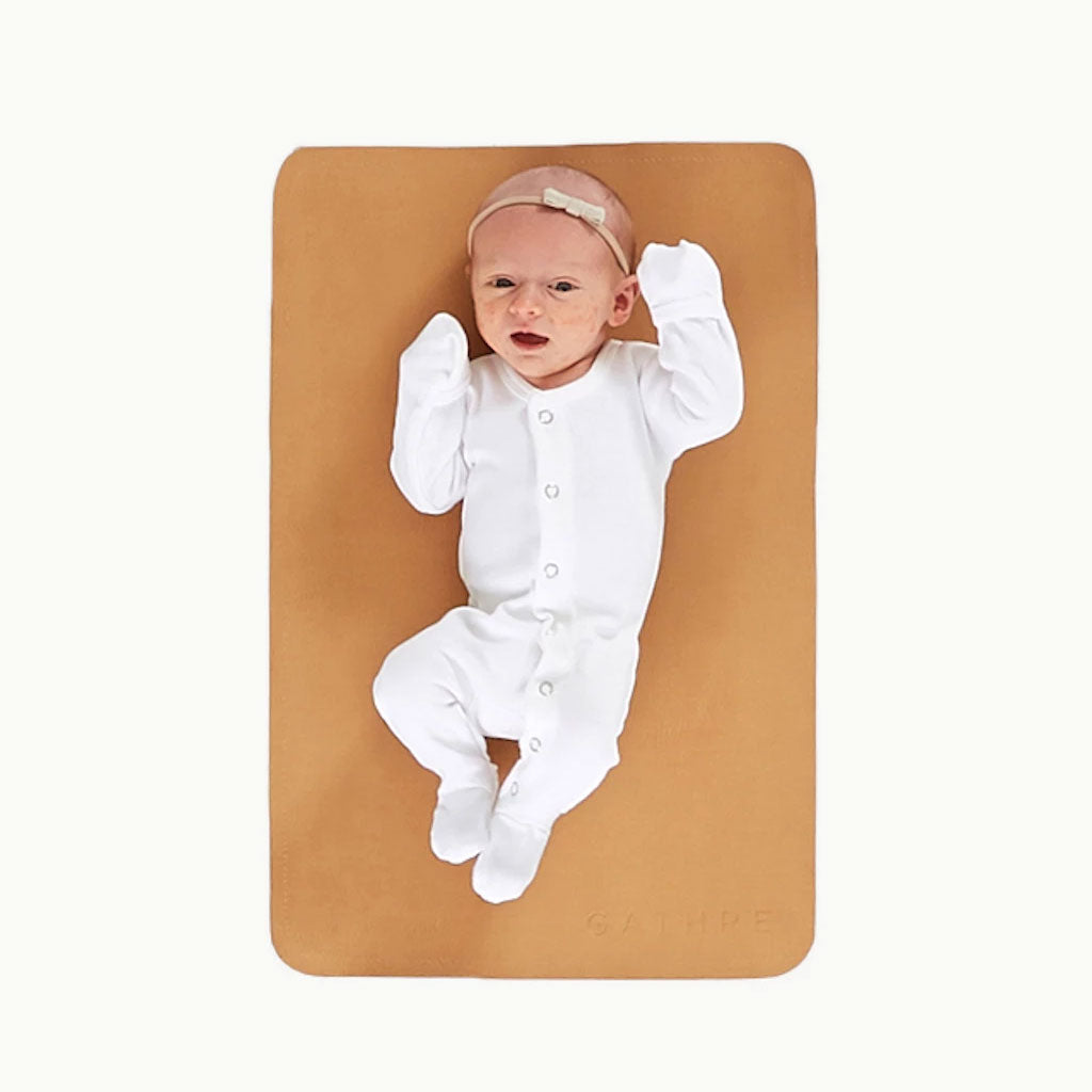 Gathre Change Mat Micro - Saddle - UrbanBaby shop
