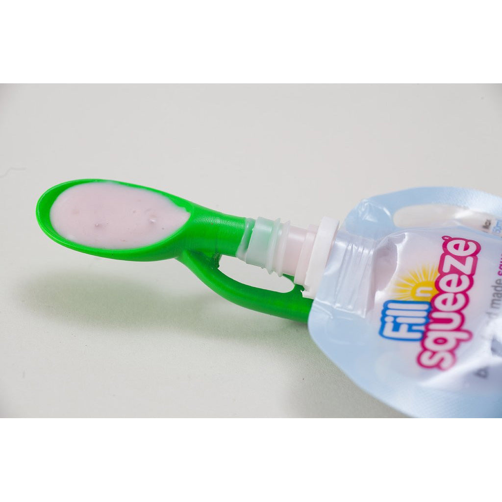 Fill n Squeeze Pouch Spoon