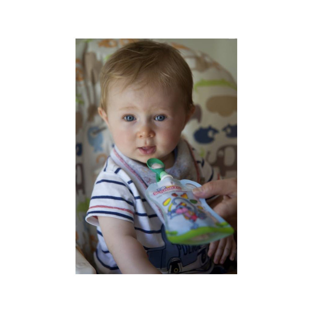 Fill n Squeeze Pouch Spoon - UrbanBaby shop
