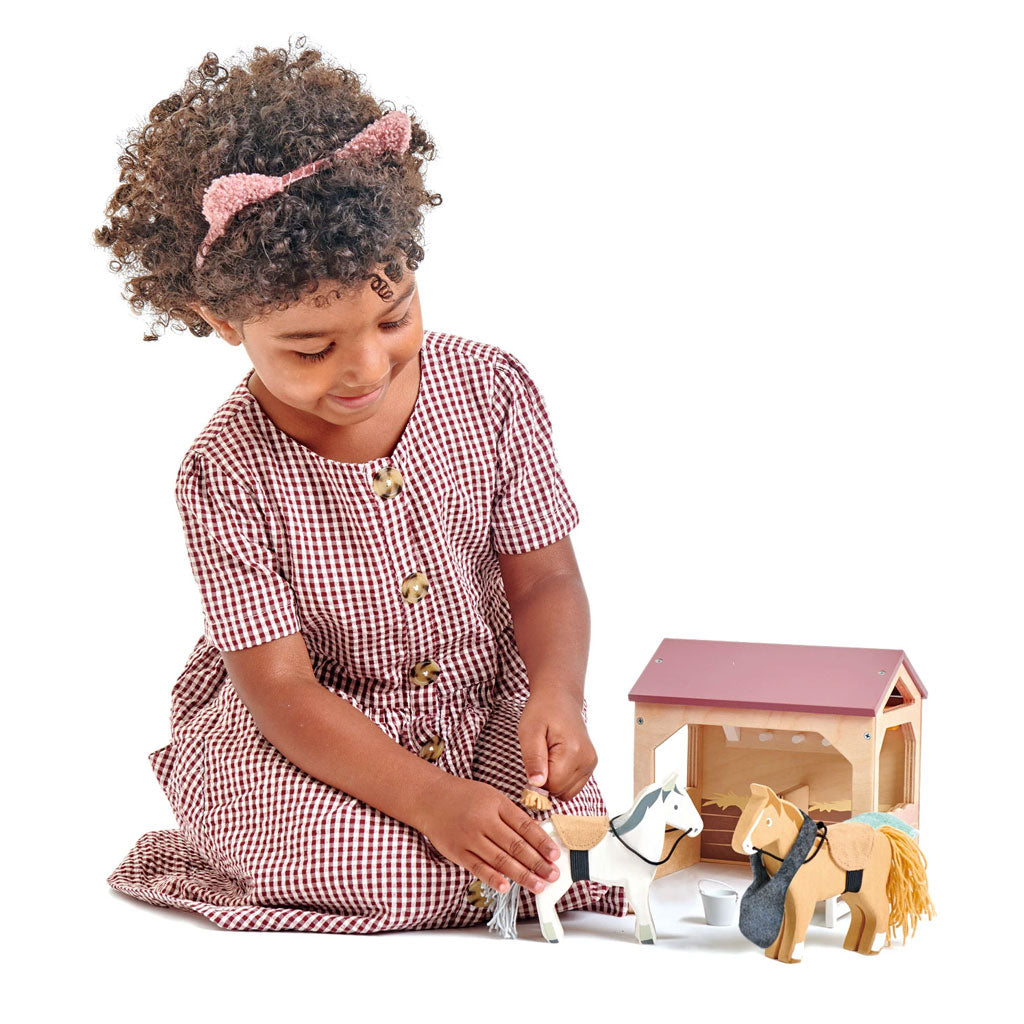 Tender Leaf Set The Stables - UrbanBaby shop