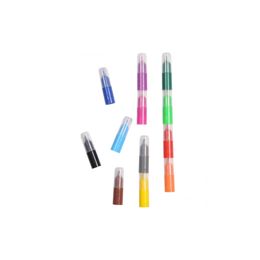 Tiger Tribe Stackable Markers - UrbanBaby shop